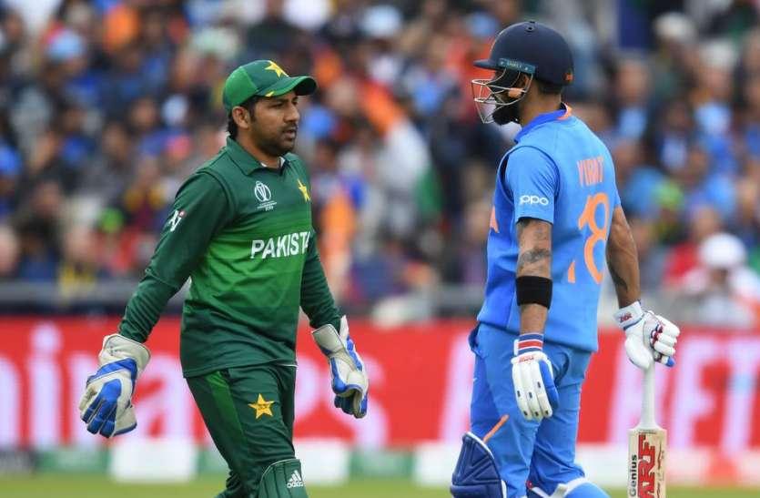पाक मीडिया का दावा: भारत और पाकिस्तान के बीच इस साल हो सकती है क्रिकेट सीरीज