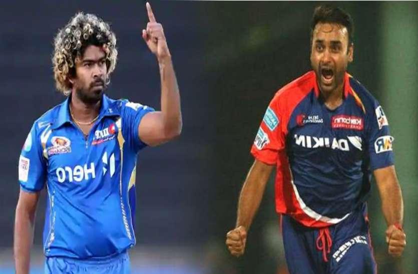 IPL 2021 : सबसे ज्यादा विकेट लेने वाले टॉप 5 गेंदबाज, पहले नंबर पर लसिथ मलिंगा