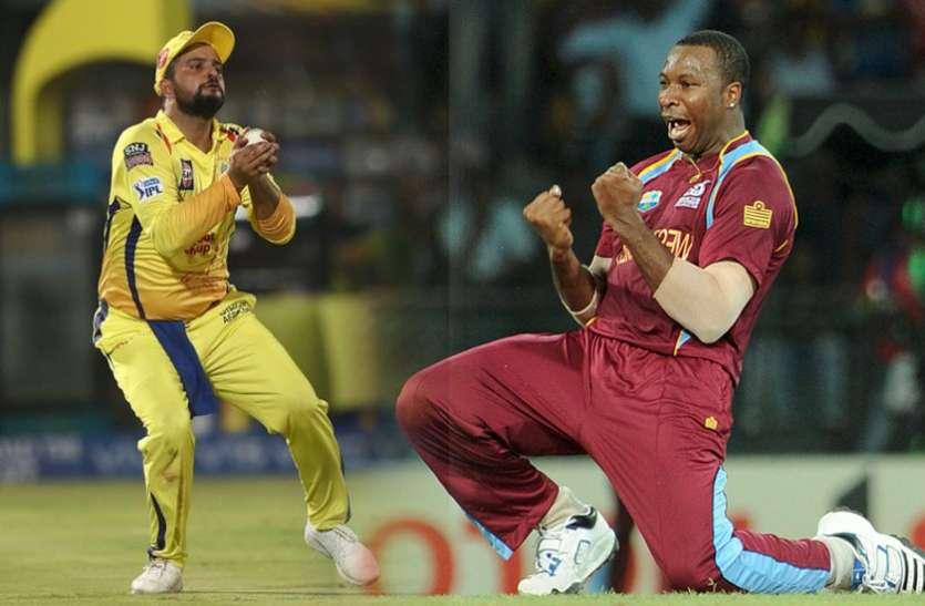 IPL 2021 : आईपीएल के इतिहास में इन खिलाड़ियों ने पकड़े सबसे ज्यादा कैच