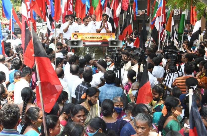 Tamil Nadu Assembly Elections 2021: चेन्नई का किंग कौन, मतदाता मौन