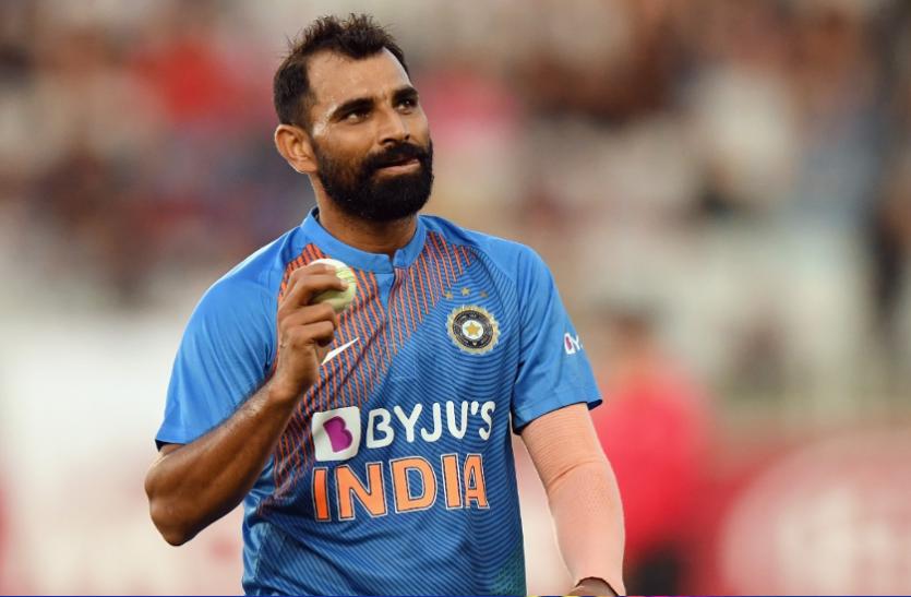 IND vs ENG : इस खिलाड़ी की वजह से खतरे में पड़ा मोहम्मद शमी का कॅरियर