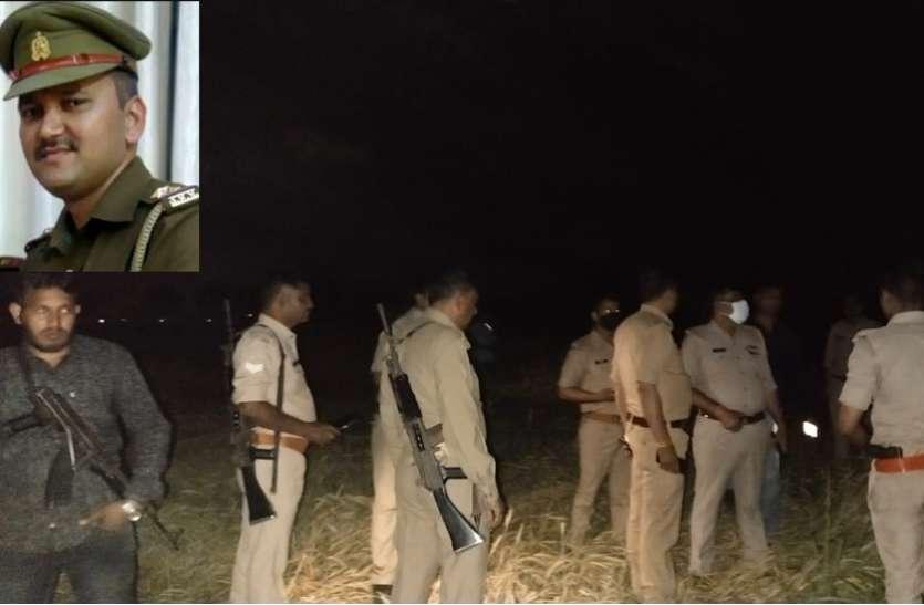 ताजनगरी में सुरक्षित नहीं है खाकी, दरोगा की हत्या के बाद आरोपी अभी भी फरार