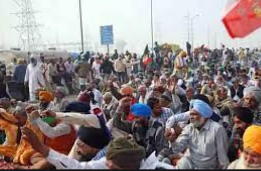 Farmers Protest : देशभर में Bharat Band शुरू, मुजफ्फरपुर और गाजीपुर में हाईवे जाम