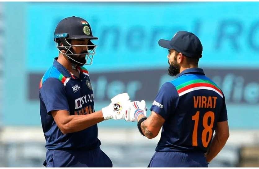 IND vs ENG 2nd ODI : भारत को तीसरा झटका, 66 रन बनाकर पवेलियन लौटे विराट