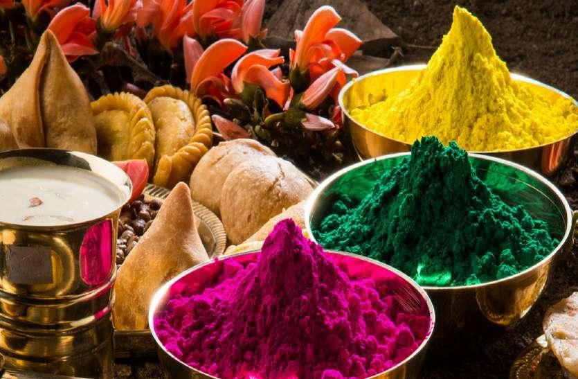 Holi: कोरोनाकाल में होली की पार्टी में शामिल करें ये हेल्दी चीजें, मजबूत होगी इम्यूनिटी