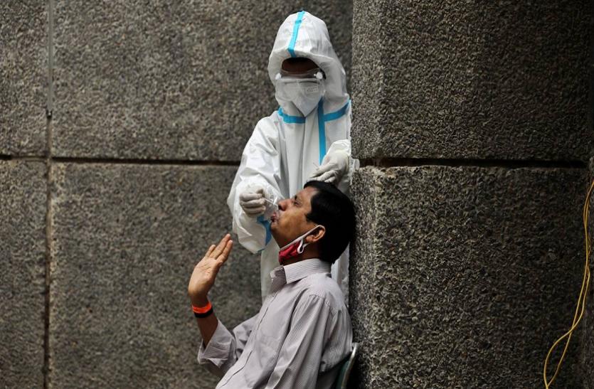 महाराष्ट्र में कोरोना के 36 हजार से ज्यादा केस मिले, 112 लोगों की मौत