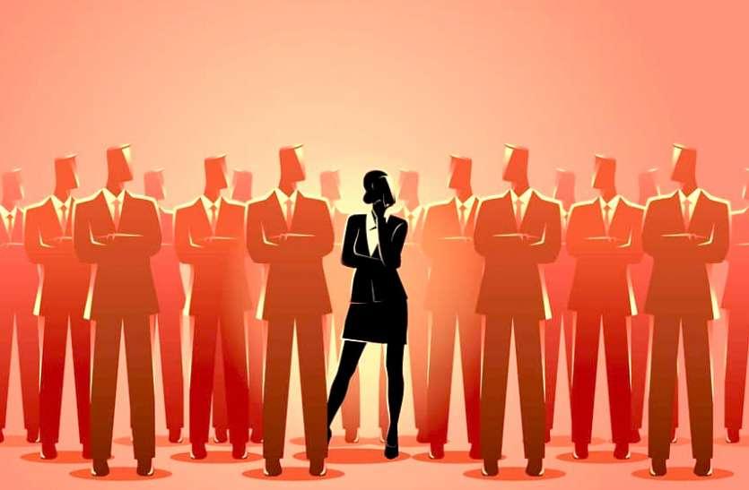 She News : शीर्ष पदों पर महिलाओं का प्रतिशत बेहद कम