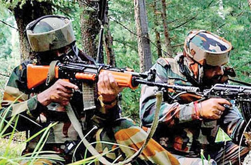जम्मू-कश्मीर: शोपियां में आतंकियों और सुरक्षाबलों के बीच मुठभेड़, एक आतंकी मारा गया