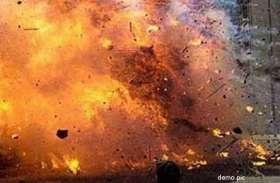 मेरठ में बम ब्लास्ट से एक युवक के चीथड़े उड़े, फारेंसिक टीम ने जुटाए साक्ष्य
