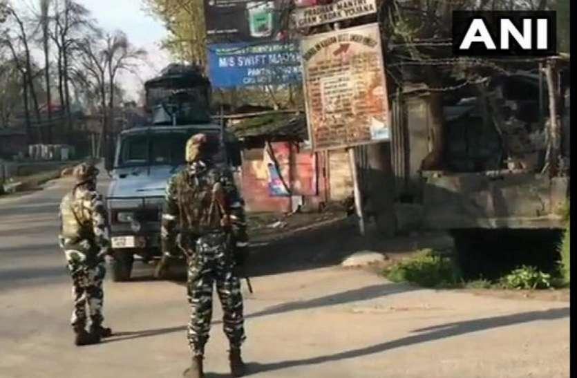 जम्मू-कश्मीर के पुलवामा में सुरक्षा बलों ने 3 आतंकियों को मार गिराया