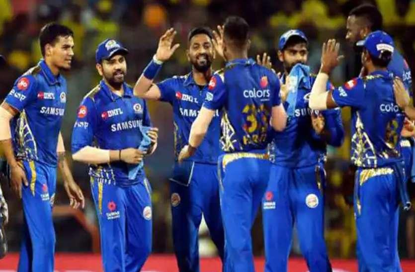 IPL 2021 : मुंबई इंडियंस का फुल स्क्वाड और प्लेयर्स लिस्ट