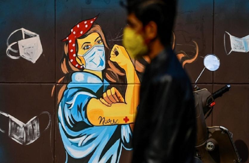 महाराष्ट्र में कोरोना कहर: 24 घंटे में मिले 35,726 नए केस, 166 की मौत