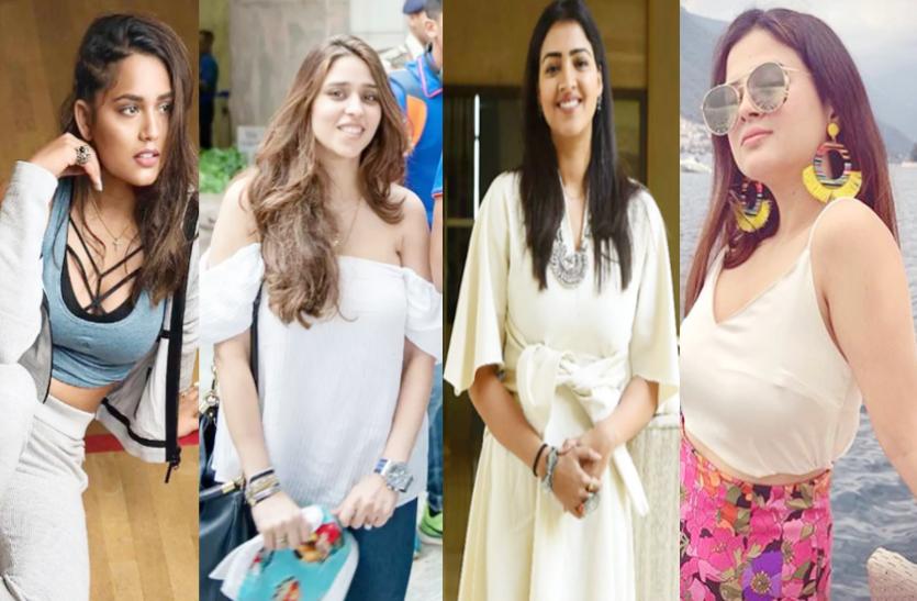 इंडियन क्रिकेटर्स की वो 5 खूबसूरत पत्नियां जो अभिनेत्रियों को देती हैं मात