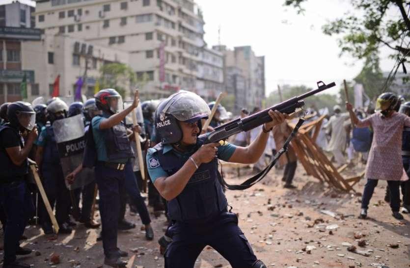 बांग्लादेश में हिंदू मंदिरों पर हमला, पीएम मोदी के दौरे को लेकर फूटा गुस्सा