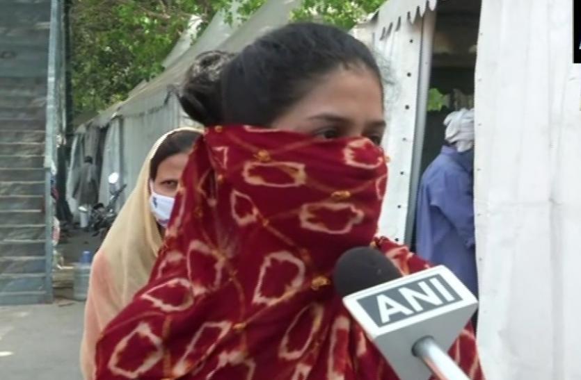 Corona Effect : दिल्ली सरकार ने AIIMS के बाहर से रैन बसेरों को हटाया