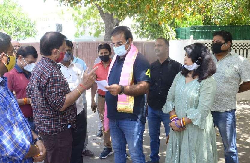केन्द्र सरकार कर रही राज्य सरकार के खिलाफ षड्यंत्र: खाचरियावास