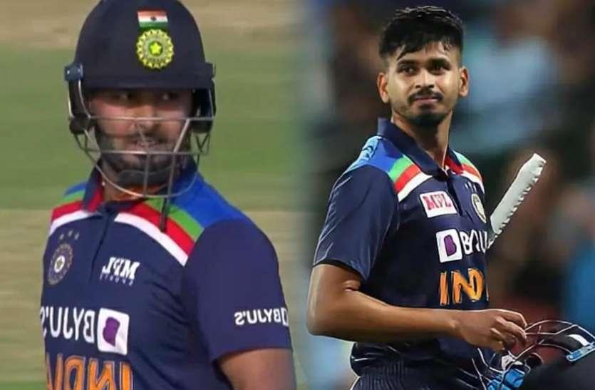 IPL 2021 : श्रेयस अय्यर की जगह ऋषभ पंत को मिल सकती है दिल्ली कैपिटल्स की कप्तानी