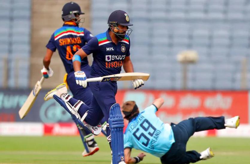 IND vs ENG 3rd ODI : इंग्लैंड तीसरा वनडे 7 रन से हारा, भारत ने 3 वनडे मैचों की सीरीज 2-1 से जीती