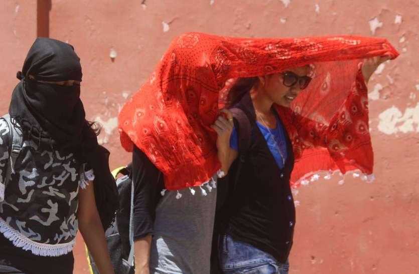 राजस्थान मौसम अपडेट: पश्चिमी विक्षोभ सक्रिय होने से बदलेगा मौसम का मिजाज
