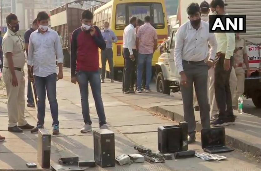 Mansukh Hiren Case: NIA को मुंबई की एक नदी से मिले CPU और गाड़ी की नंबर प्लेट्स