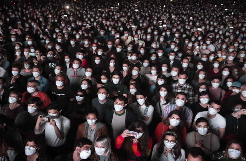 कोरोना का कहर: भारत में 68 हजार से ज्यादा नए केस दर्ज, 291 की मौत