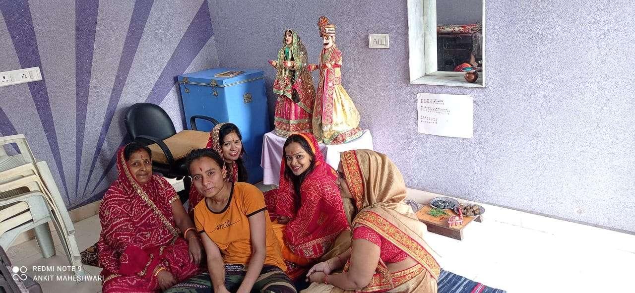 SURAT GANGAUR NEWS: गौर ए गणगौर माता, खोल ए किंवाड़ी...
