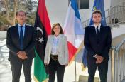 फ्रांस ने लीबिया में7 साल बाद फिर से खोला दूतावास