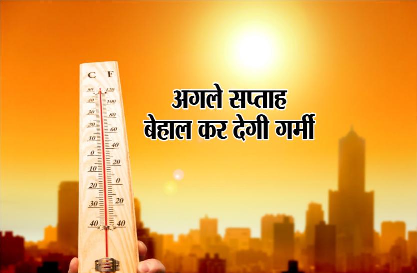 Weather Update: मार्च में गर्मी ने छुड़ाए पसीने, 3 दिन बाद फिर तीखे होंगे गर्मी के तेवर