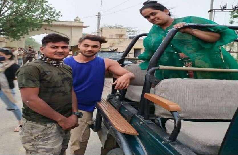 सरिस्का में फिल्मी सितारे: सलमान खान की बहन अर्पिता और रितेश देशमुख के परिवार ने देखे बाघ-बाघिन, जन्मदिन भी मनाया