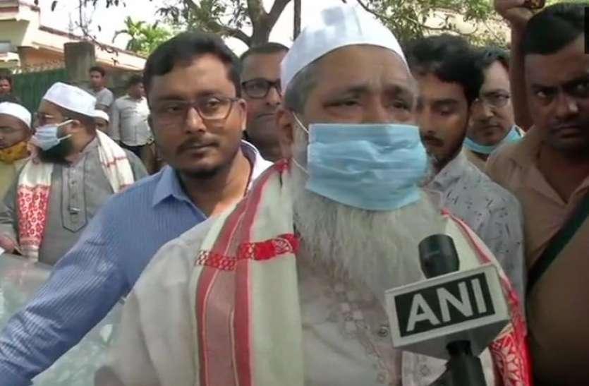 Assam Assembly Elections 2021 बदरुद्दीन अजमल ने डाला वोट, पीएम मोदी और शाह से मांगा इस सवाल का जवाब