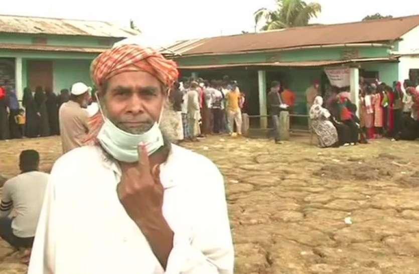 Assam Assembly Elections 2021: दूसरे चरण में 39 सीटों पर मतदान,  345 प्रत्याशियों की दांव पर किस्मत