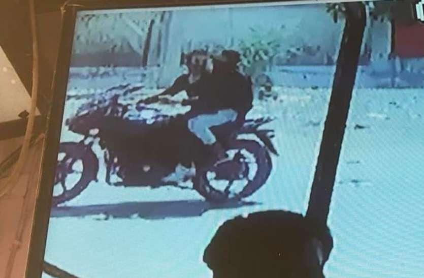 बांसवाड़ा : पेट्रोल पंप के मैनेजर से मकोडिया पुल के निकट दिन दहाड़े 20 लाख रुपए लूटे