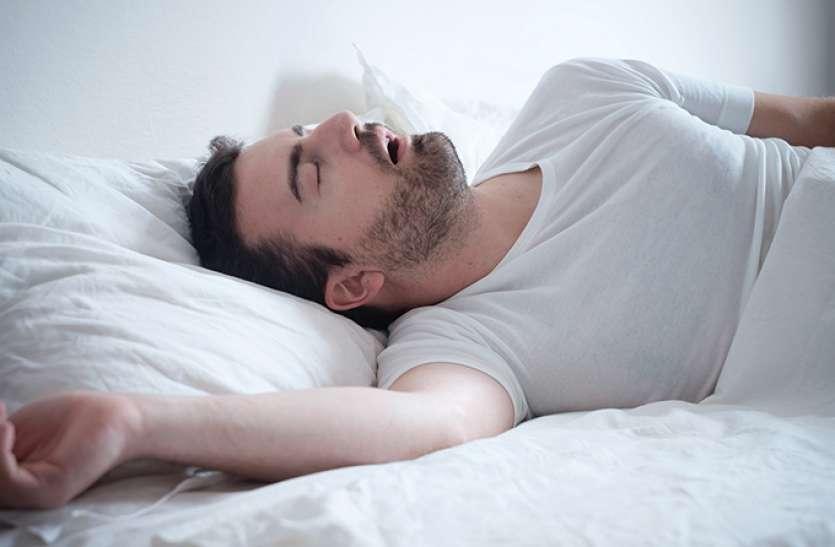 ऑब्सट्रक्टिव स्लीप एपनिया : अगर सोते समय में कई बार रुके 60 सेकंड तक सांस, हो सकती हैं गंभीर बीमारियां