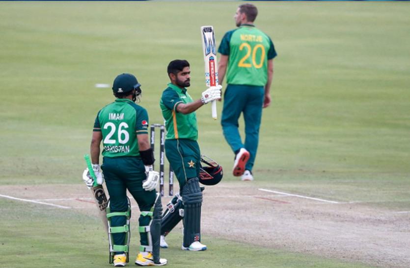 PAK vs SA : पाकिस्तान ने साउथ अफ्रीका को 3 विकेट से हराया, आखिरी गेंद तक चला रोमांच