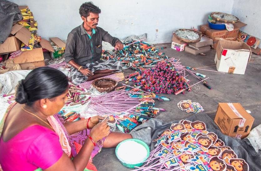 Tamil Nadu Assembly Elections 2021: दक्षिण की काशी में पटाखा किंग परिवारों के बीच मुकाबला