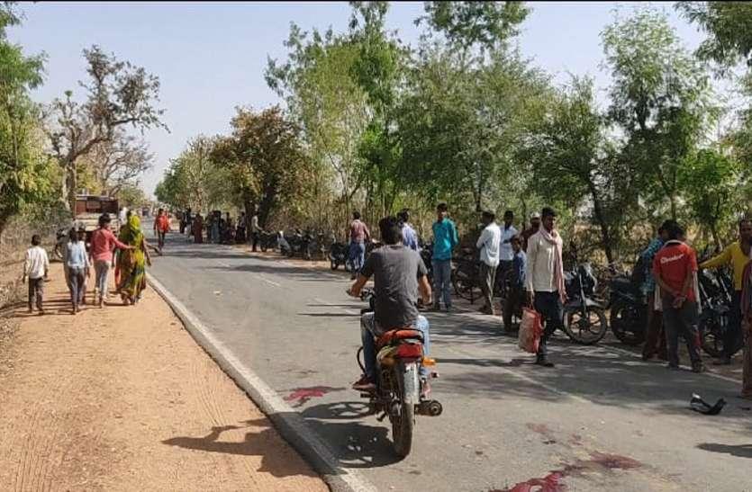 Breaking News -  टीकमगढ़ में सड़क हादसे में मां-बेटे एवं चाचा दर्दनाक मौत
