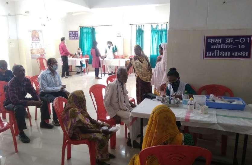 अनूपपुर में कोरोना वैक्सीन की डोज फिर पड़ी कम, आज नहीं हो सकेगा वैक्सीनेशन