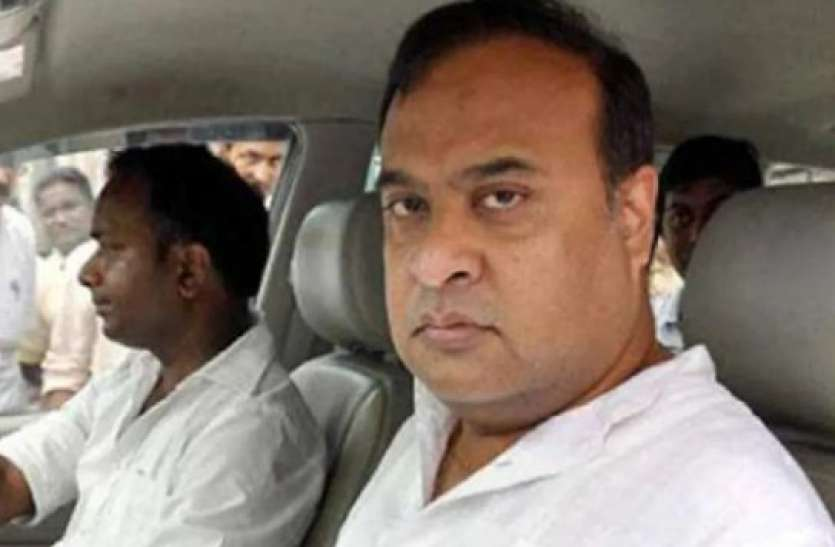 Assam Assembly Elections 2021: हिमंत बिस्वा को दोहरा झटका, अब भाई पर भी EC का एक्शन