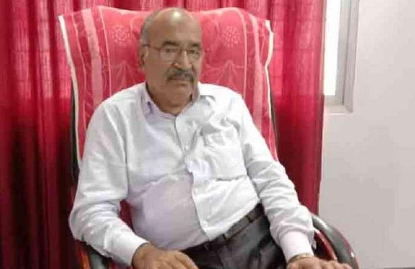 डॉ बीएल मिश्रा
