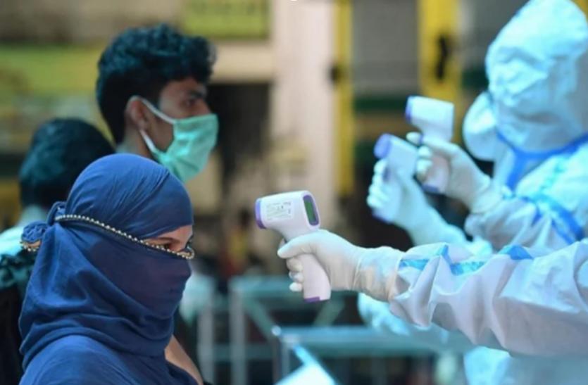 कर्नाटक में नहीं थम रही कोरोना की रफ्तार