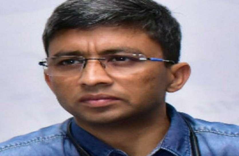 यूपी में पूरब से पश्चिम, उत्तर से दक्षिण तक हत्यारों का राज: वैभव माहेश्वरी