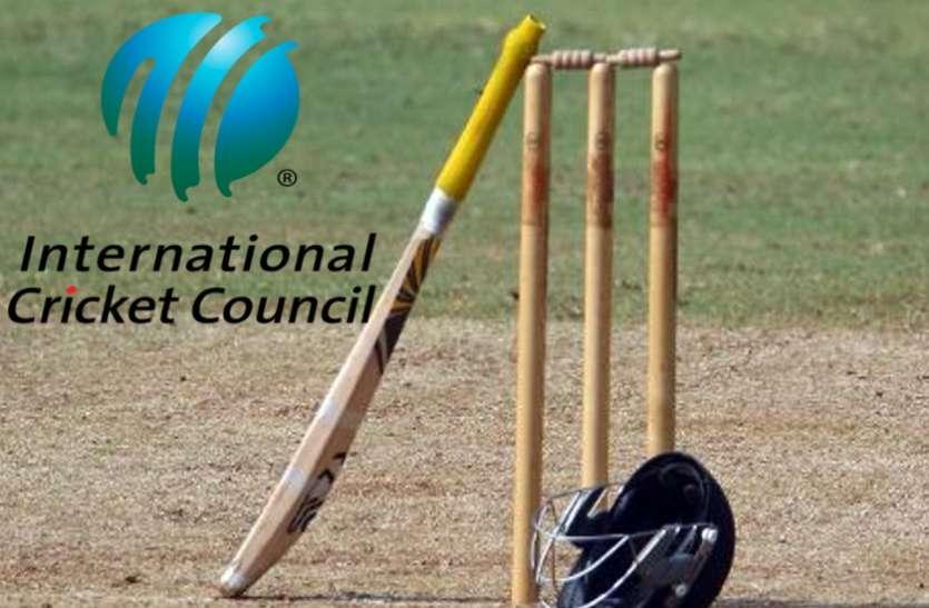 कोरोना से प्रभावित क्रिकेट बोर्ड्स की मदद करेगा ICC, बनाया 50 लाख डॉलर का फंड