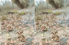 बीजापुर में जवानों को निशाना बनाने नक्सलियों ने लगाया था IED, सुरक्षा बलों ने किया नष्ट, देखिए वीडियो