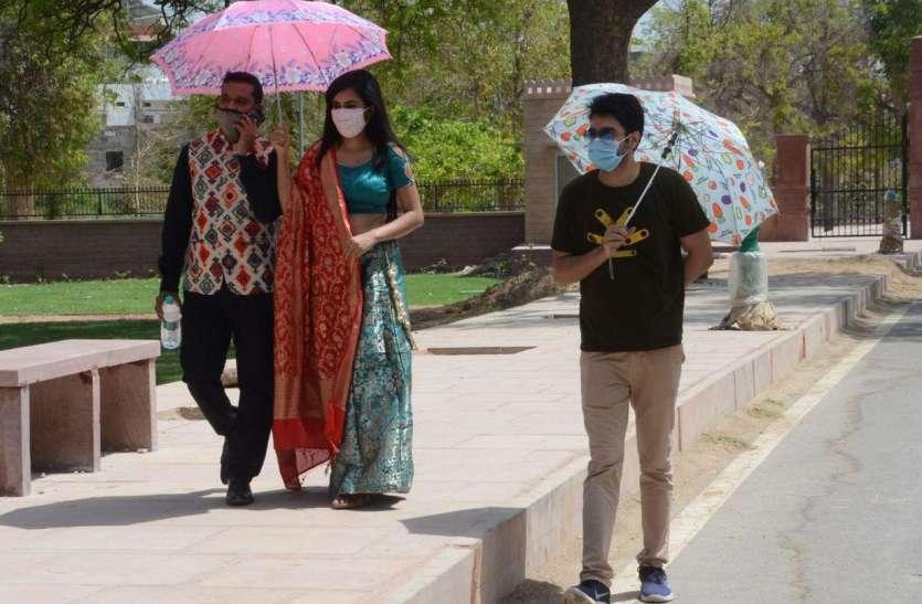 मौसम विभाग के अनुसार पंजाब के बाद सर्वाधिक तपेगा थार,  जून तक रहेगी तेज गर्मी