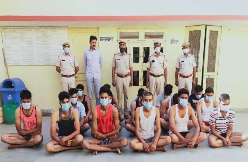 राकेश टिकैत पर हमला करने के 16 आरोपी गिरफ्तार, पूर्व छात्रसंघ अध्यक्ष भी शामिल, पुलिस रिमांड पर भेजा