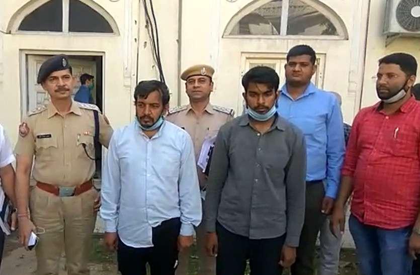 जयपुर में सुरंग खोदकर करोड़ों रुपए की चांदी चोरी मामले में पुलिस को मिली बड़ी सफलता