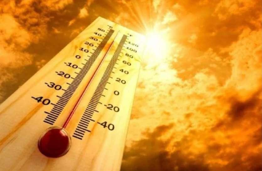 Weather Update यास चक्रवात के बाद अब नौतपा का कहर, वेस्ट में तापमान 39 के पार