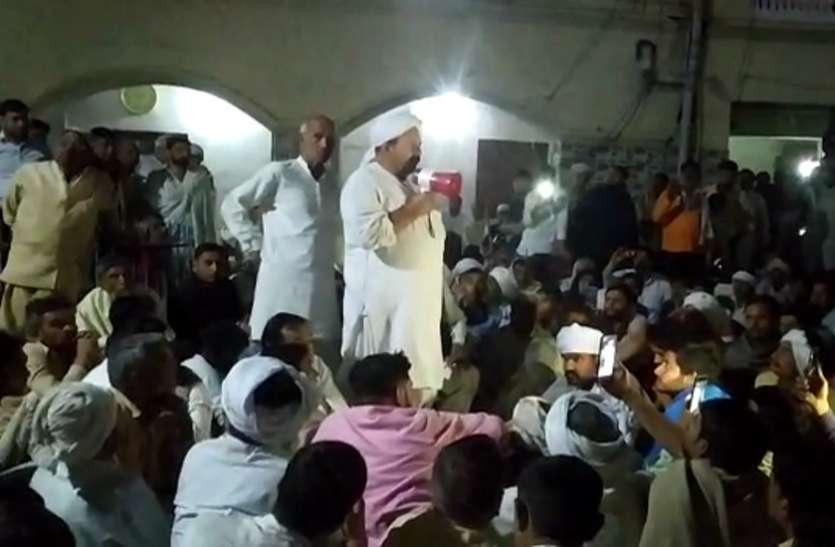राकेश टिकैत के काफिले पर हमले के विरोध में 4 अप्रैल को गाजीपुर बॉर्डर पर होगी महापंचायत