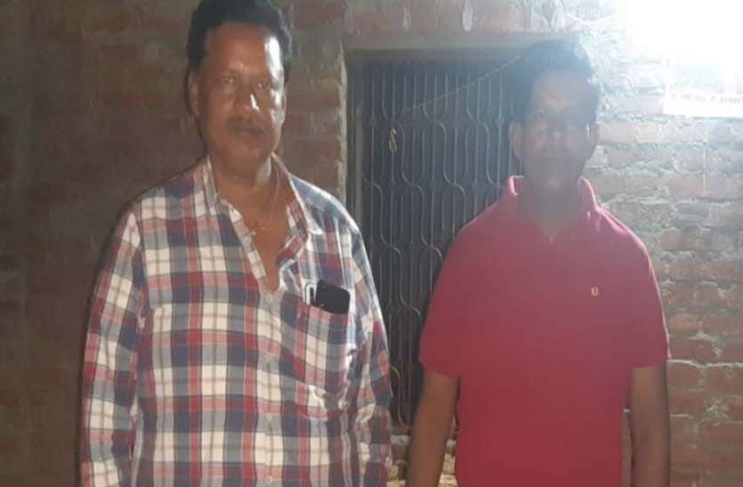 मतदाताओं को लुभाने के लिए चल रही थी मीट पार्टी, पुलिस ने पूर्व प्रधान व उसके भाई को किया गिरफ्तार