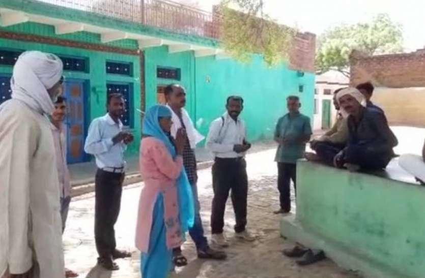 UP Panchayat Chunav 2021 : 14 साल जेल में रही दस्यु सुंदरी अब घर-घर मांग रही वोट